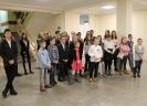Wizyta uczniów oraz światło betlejemskie _1