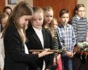 Wizyta uczniów oraz światło betlejemskie _9