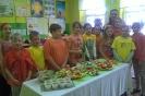 Zdrowym jedzeniem i pokazem talentów powitali wiosnę_4
