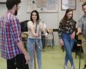 Gimnazjaliści na zajęciach w technikum_5